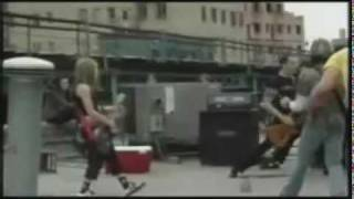 Avril Lavigne - My Happy Ending [Behind The Scenes]