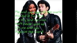 Me And You Against The World - Keke Palmer and Max Schneider (Rags)