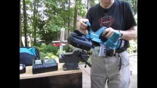 Makita Xbp01 Compact Portable Band Saw Kit