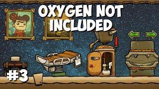 Oxygen Not Included LP (3) - Время медицины!