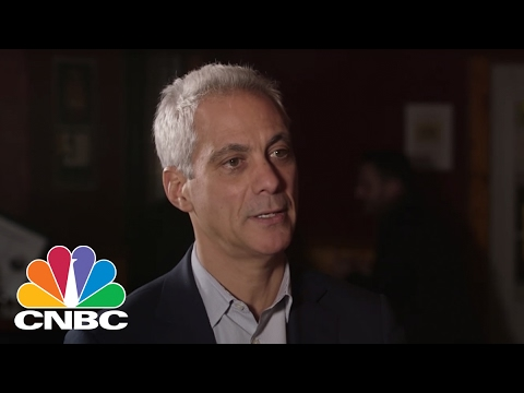 Rahm Emanuel On Business Silence Over Trade: I Want To Know How Sincere You Are   Speakeasy   CNBC