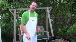 How To Grill Green Beans By Bbq Dragon