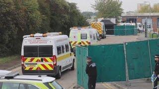 Hallazgo de 39 cadáveres en Essex reabre el debate sobre inmigración irregular