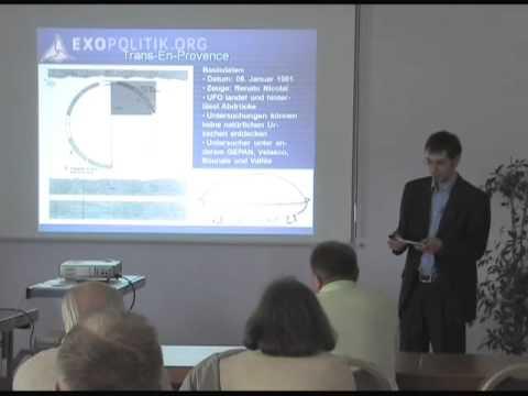 Stand der wissenschaftlichen UFO-Forschung - Marius Kettmann