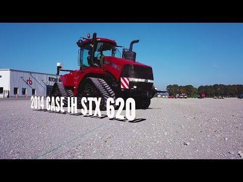CASE IH STX 620 Quadtrac | Featured in Meppen (DEU) auction - Nov 21