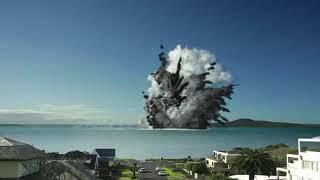 Indonesia volcano erupts: Sinabung volcano spews ash 55,000ft on 11June2019