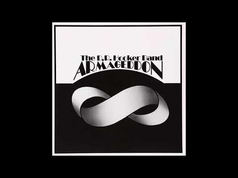 D.R. Hooker Band - Armageddon (1979) (ON Records vinyl) (FULL LP)