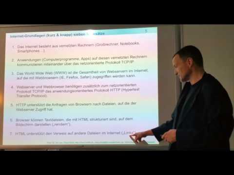 HTML Praktikum Teil 1 Einführung Brell