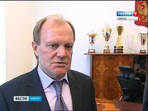 Банк ВТБ развивает сотрудничество с Курской областью