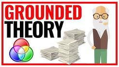 Grounded Theory Methodologie einfach erklärt (Beispiele, Kodieren, etc.)
