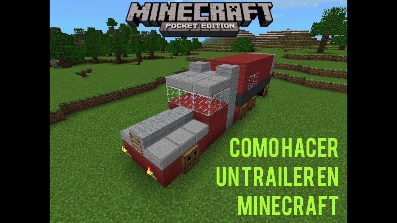 Como hacer un trailer en minecraft tutor ales de for Minecraft moderno