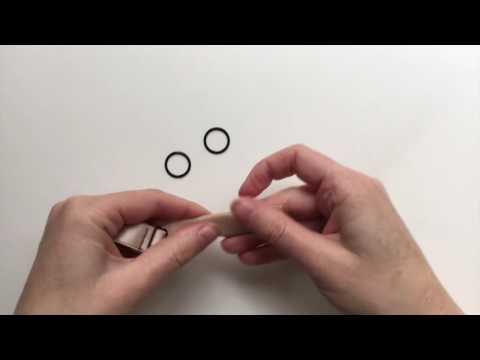 Bra Making: Rings & Sliders