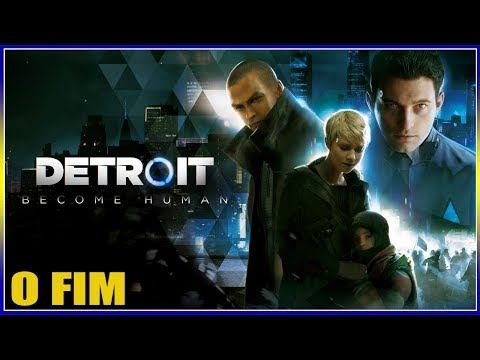 DETROIT BECOME HUMAN O FINAL ? PS4 PRO