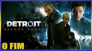 DETROIT BECOME HUMAN O FINAL  PS4 PRO
