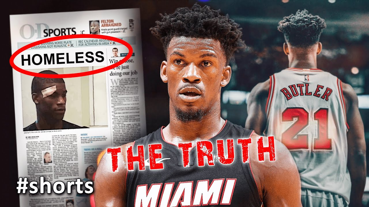 The Absurd Story of Jimmy Butler #Shorts