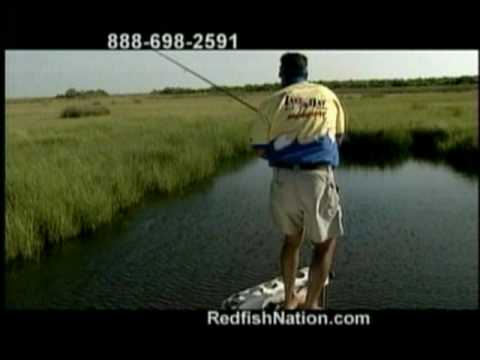 Redfish Nation Ad - Oh Boy Oberto Redfish Cup