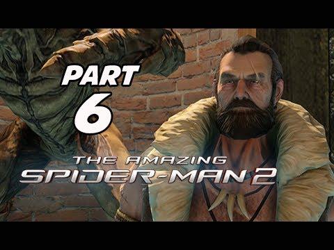 THE AMAZING SPIDER-MAN 2 VIDEOGAME WALKTHROUGH - PART 10 ...