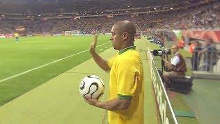 Футбольные моменты когда пас красивее чем гол