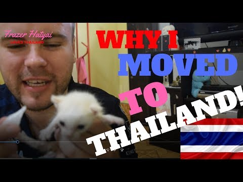 Why I moved to Thailand and decided to Live in Thailand - Thailand Vlog 02