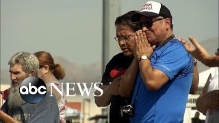 El Paso suspect targeted area for Mexicans: Police l ABC News