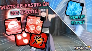 [SNEAK PEAK!] NEW SCORCH KG & RAIKAGE MODE COMING SOON!| 2 NEW CODES COMING SOON?!| ROBLOX NRPG- Beyond