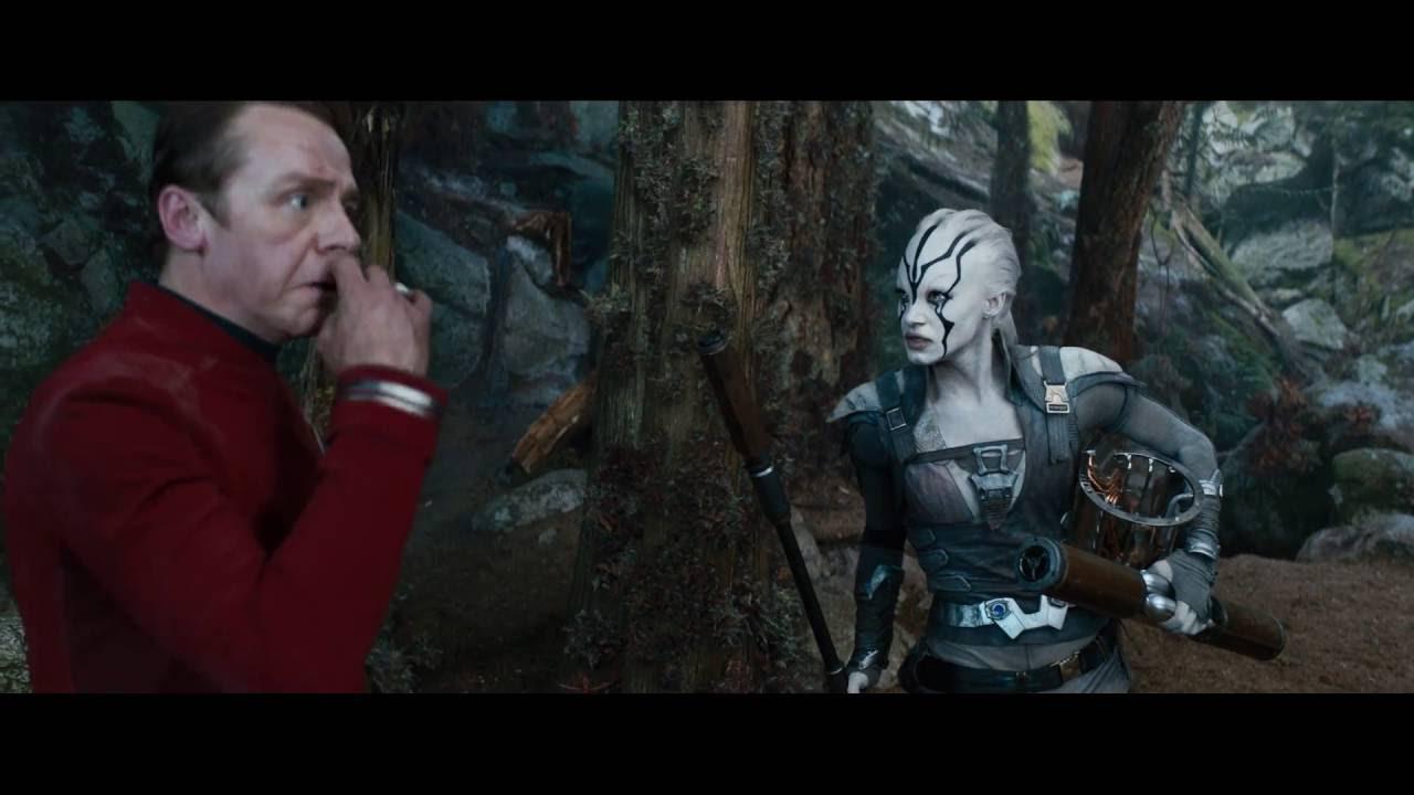 Star Trek Beyond Clip Scotty Meets Jaylah Paramount Pictures International
