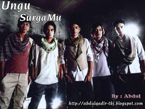 Ungu - SurgaMu lirik