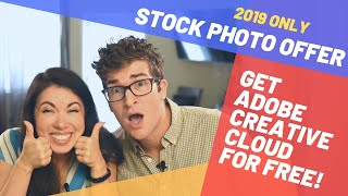 How to Get Free Adobe Creative Cloud - 2019 ONLY (Legit Offer!)