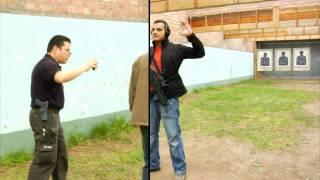 II Concurso de Tiro Defensivo con Revolver .38 SPL Parte II HD