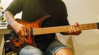 Toto - 21st Century Blues (Guitar Solo)