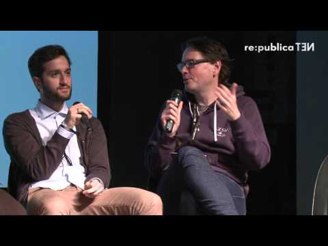 re:publica 2016 – Das Digitale #Quartett live on stage on YouTube