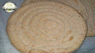 Biscuit dacquoise --- طريقة تحضير بسكوي الداكوازالمستعمل في الكثير من الحلويات
