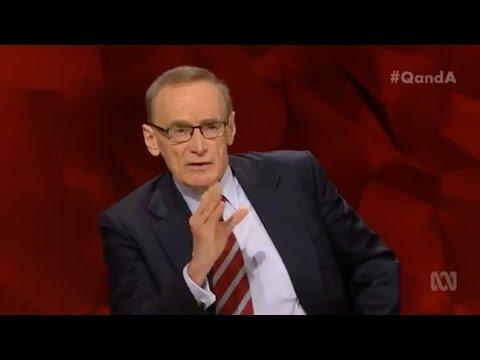 Q&A: Bob Carr says Australia's immigration rate should be cut in half