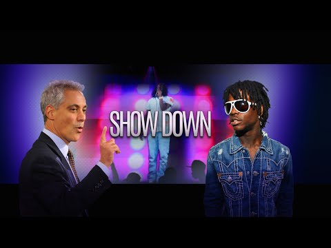 Rapper's Hologram Shutdown By Mayor