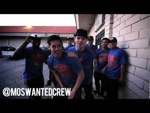 Mos Wanted Crew | ABDC 7 Introduction | New Member Addition: Ian Eastwood