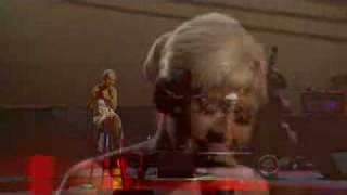 Christina Aguilera 2008 Grammy Nominations Concert I Loves You Porgy