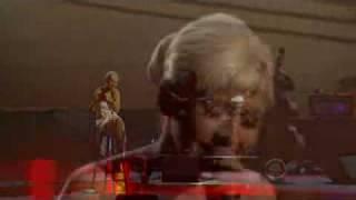 Christina Aguilera 2008 Grammy Nominations Concert I Loves You Porgy