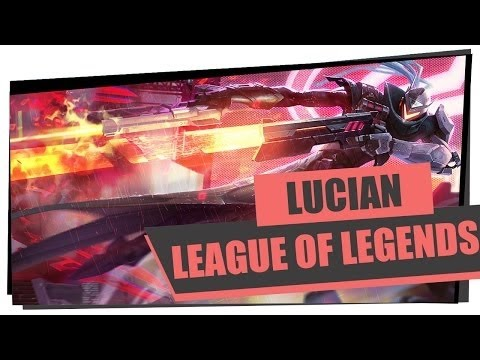 Skill sEmerson Lucian ADC League of Legends Skillteamtb
