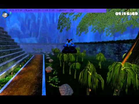 Supertuxkart Arena: The Temple