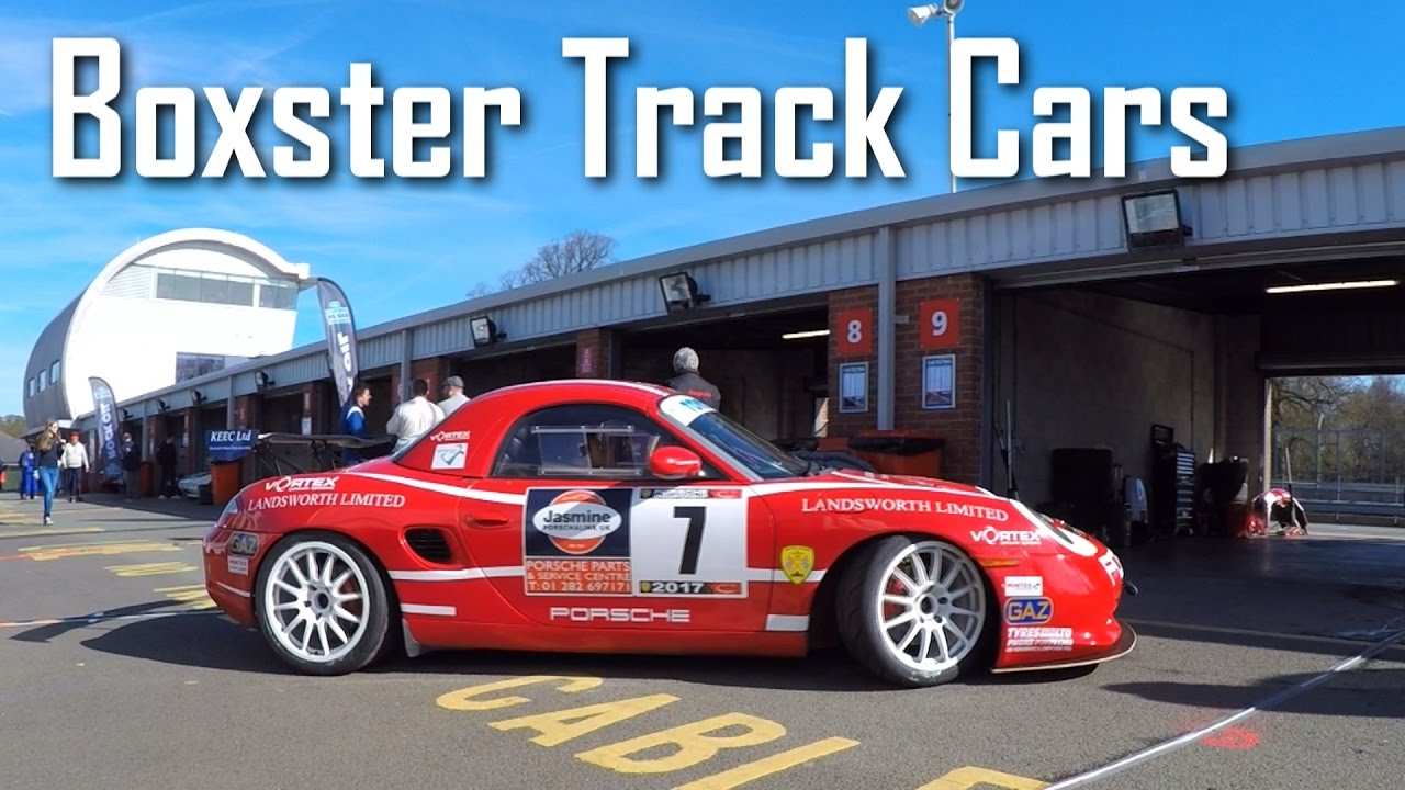 Race Cars For Sale >> Porsche Boxster Track Cars Car - YouTube