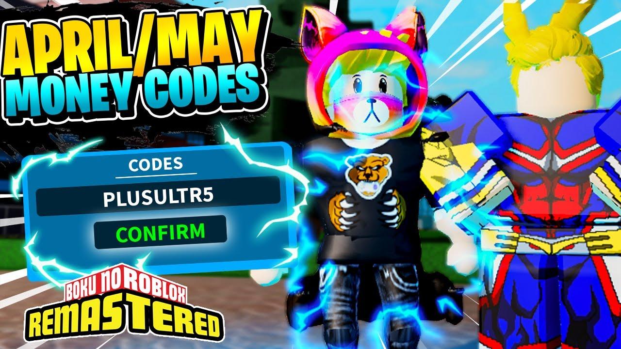 Boku No Roblox Remastered All New Codes Insane Secrets April
