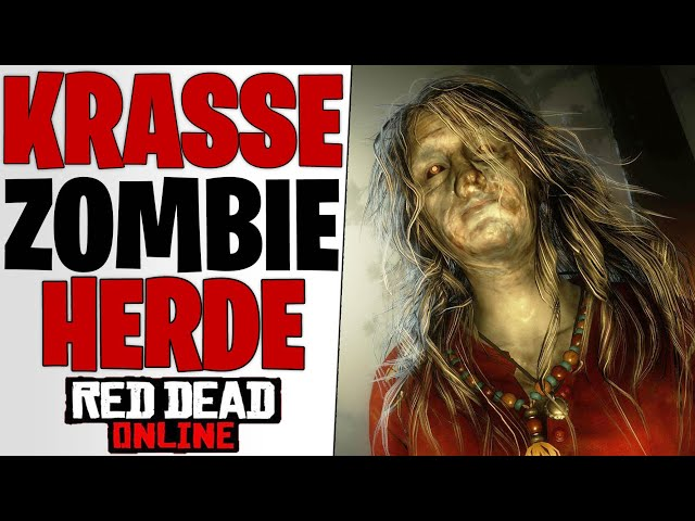 DAS WIRD GEIL - NEUE Zombie Herde Leaks & Halloween Pass ALLE INFOS | Red Dead Redemption 2 Online