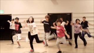 DANCE SPACE Q【kensuke】HIP HOP
