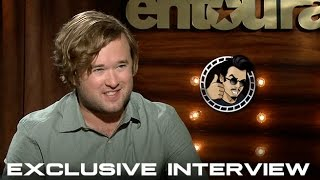 Haley Joel Osment Interview - Entourage (HD) 2015