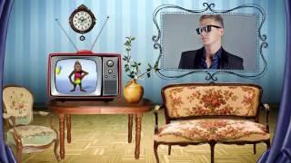 Музыкальная шуточная видео-открытка