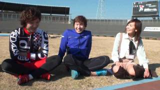 【G2東西王座戦】ミニスカポリス・はづきちゃんが坂本兄弟を直撃!、1...