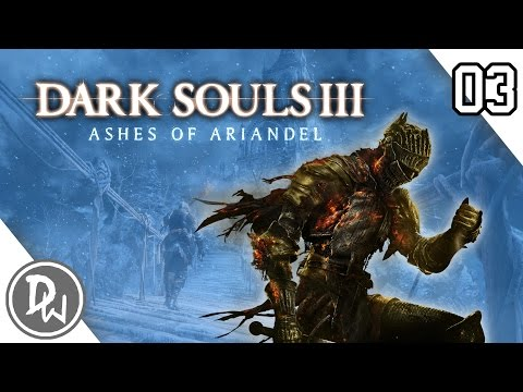 Dark Souls 3 Ashes of Ariandel: VR Makes You Barf – PART 3 – DCM.WORKS