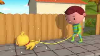 Lagu Anak | Aku Punya Anjing Kecil