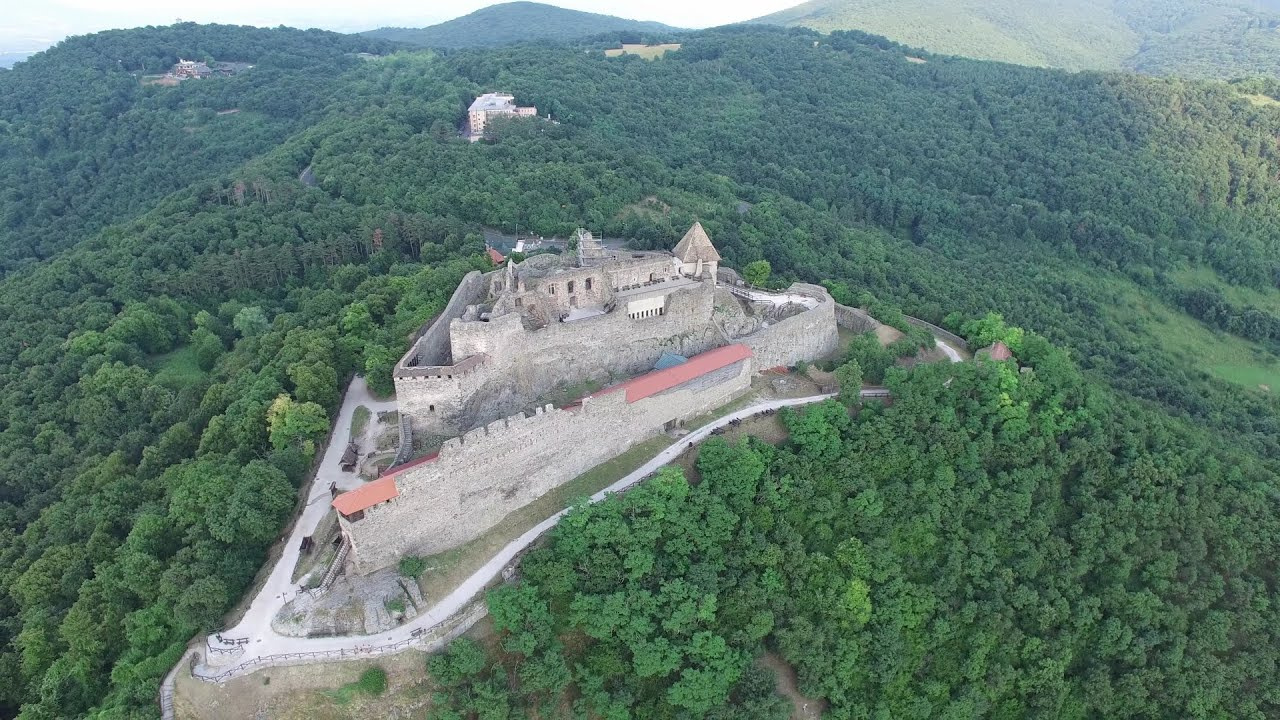 Visegrad Castle - YouTube