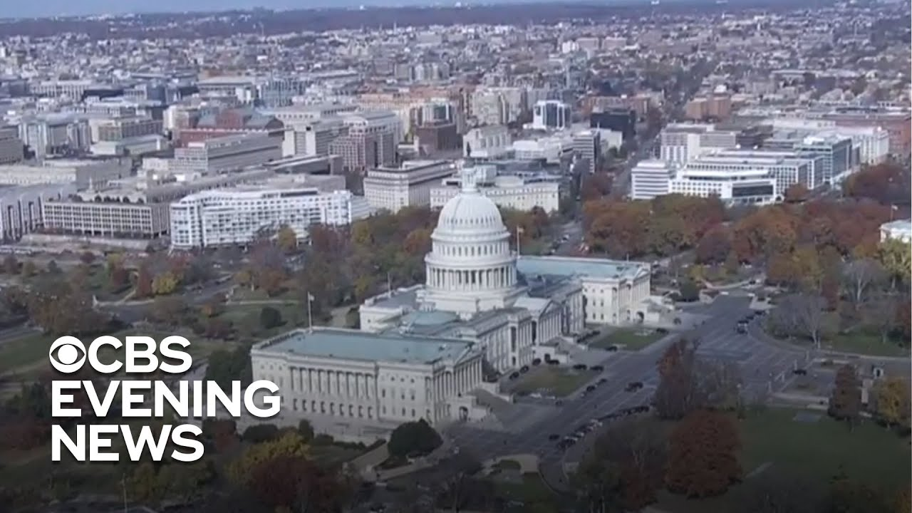 CBS News exclusive: Audio captured of threat to fly plane into U.S. Capitol